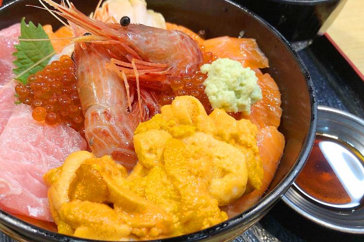 阿久根・長島で海鮮を食べるべし